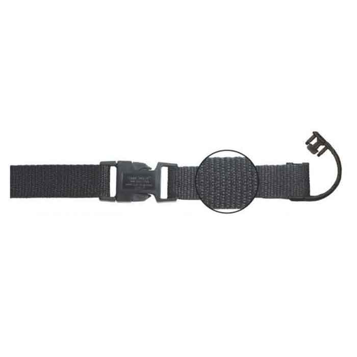 Model CRBPP Standard Buckle PolyPro Seat Belt with Quick Click fastener