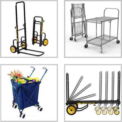 Personal Folding Carts