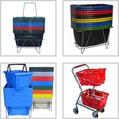 Retail Hand Baskets