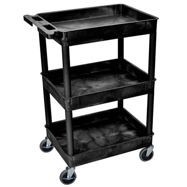 18x24 3 Tub Cart
