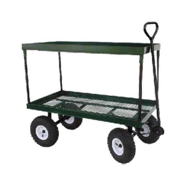 20x38DD Expanded metal double deck wagon