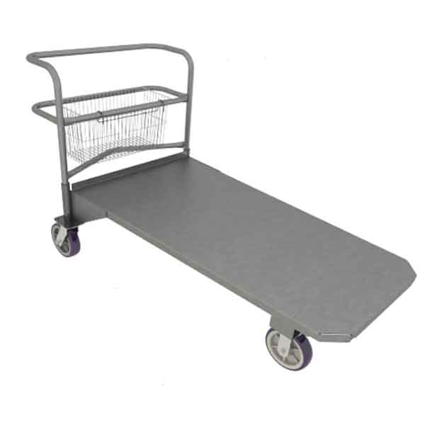 Model 2448NC 24x48 Heavy Duty Steel Nesting Platform Carts