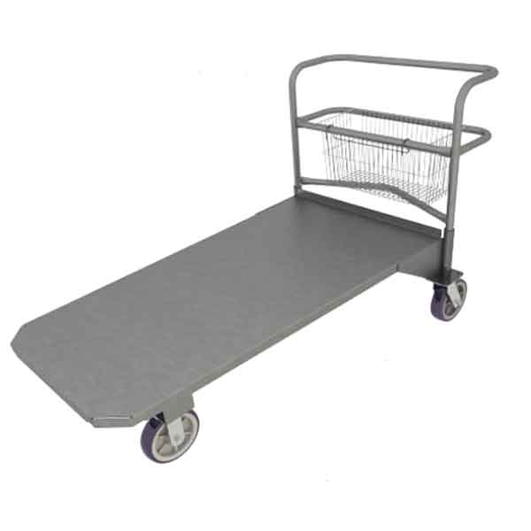 Model 3060NC 30x60 Heavy Duty Steel Nesting Platform Carts