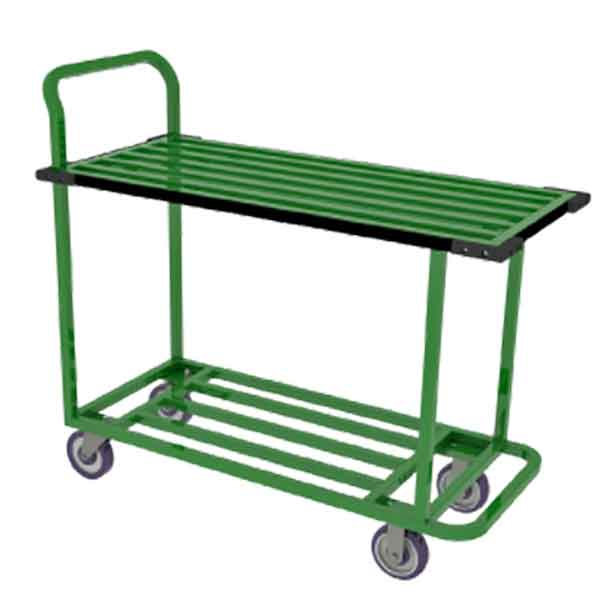 Model ST1841 18x41 Steel Tubing Stocking Carts