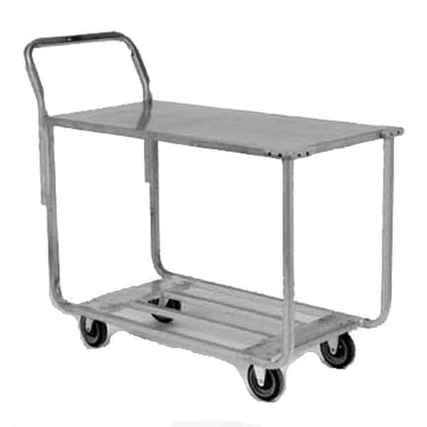 Model ST2042 20x42 Galvanized Stocking Carts