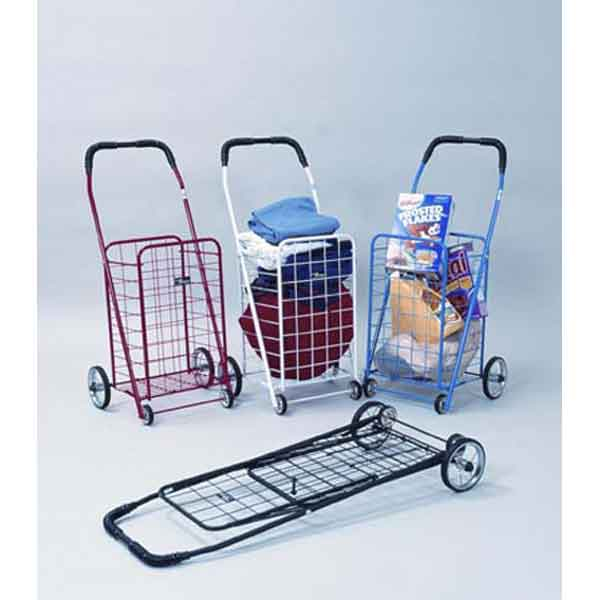 Model NTC003 Mini Folding Shopping Grocery Cart