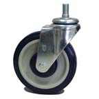 "5"" Swivel Caster with Poly Wheel"