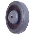 "5 "" TPE Shopping Cart Wheel"