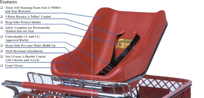 SafeSeat Plus Infant Seat