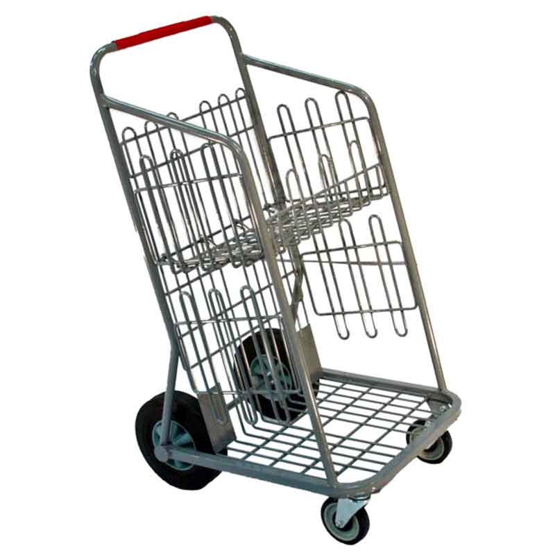 Small Retail Express Convenience shopping Carts - Premier Carts