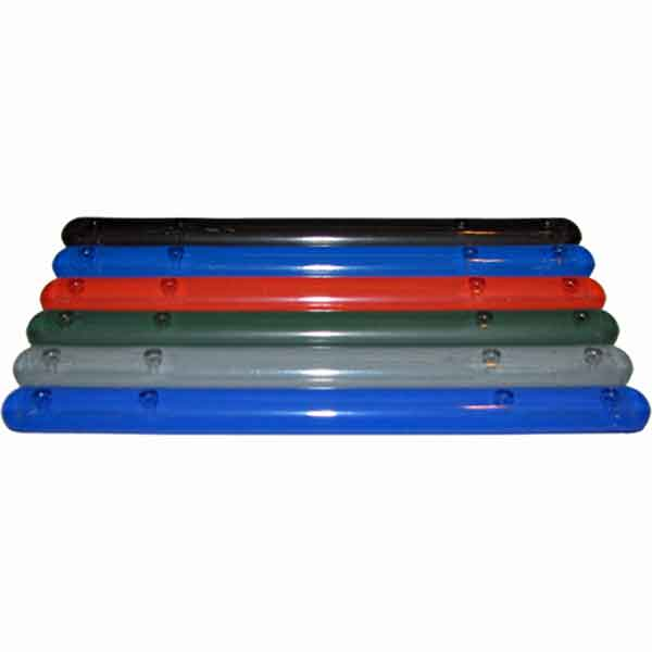 "HT-USW United Steel "" Wire Replacement Shopping Cart Handle color choices"