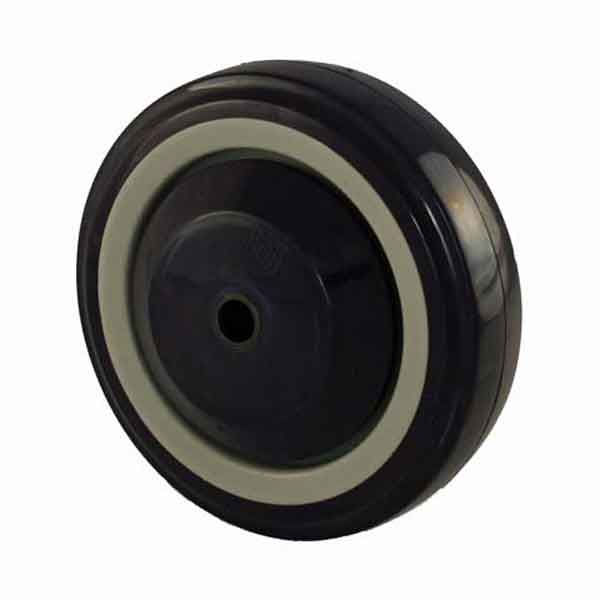 4 Inch Polyurethane Small Shopping Cart Wheel