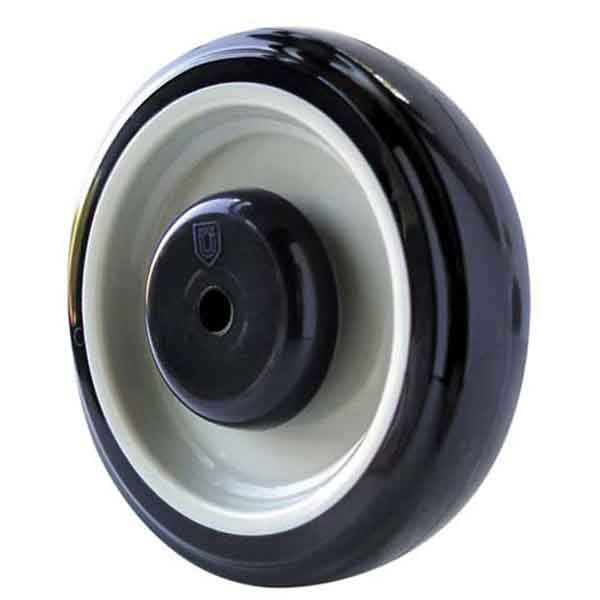 5 Inch Polyurethane Standard Shopping Cart Wheel