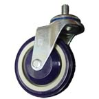 "4"" Swivel Caster with Poly Wheel"