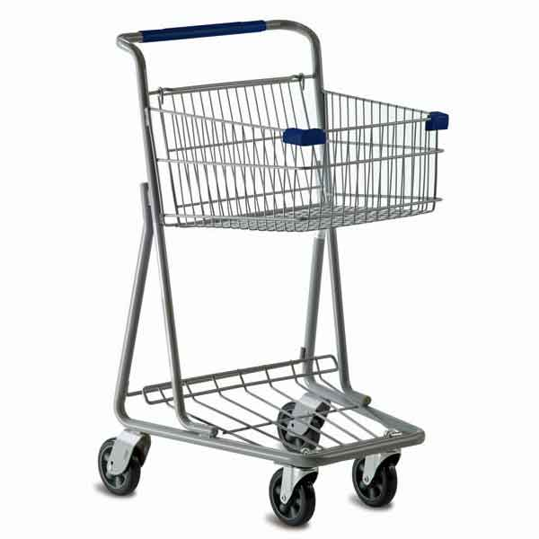Model 5141 One Basket Express Convenience Carts