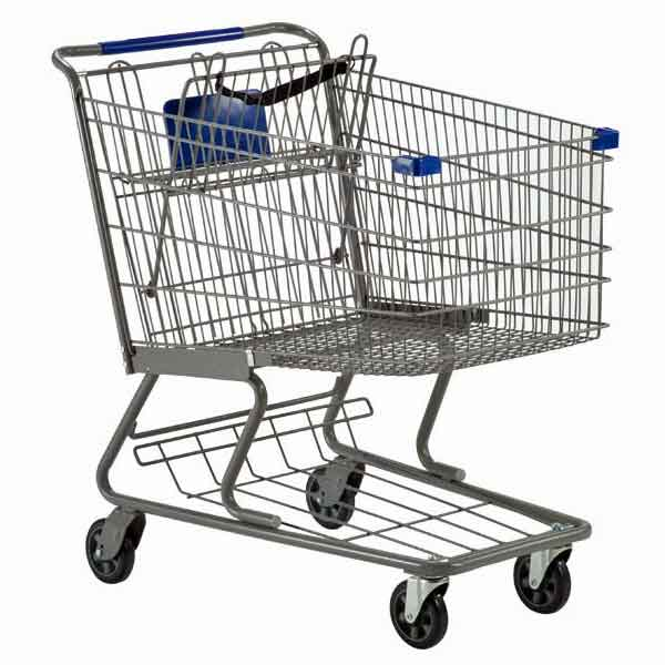Model 6240 Large Retail Grocery Shopping Cart